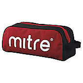 Mitre Boot Bag, Red & Black