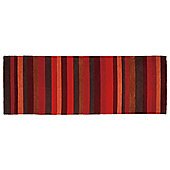 Tesco Rugs - Stripes runner global 67x200cm
