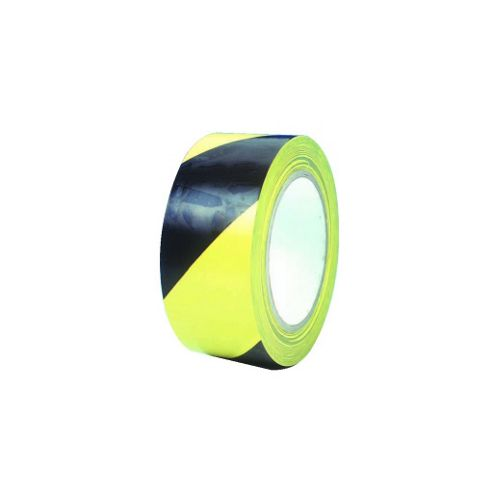 Yellow Black 33M Danger Hazard Warning Marking Tape