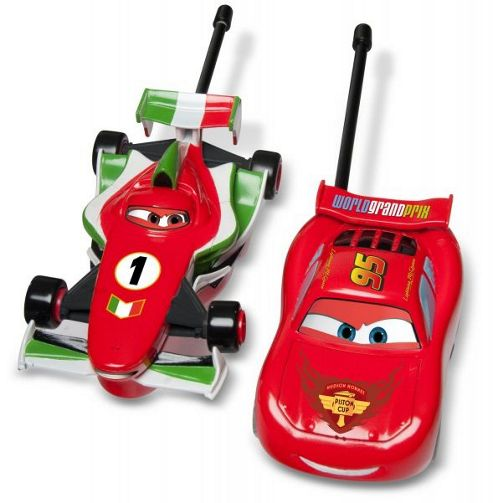 Cars Walkie Talkie - Francesco Mcqueen