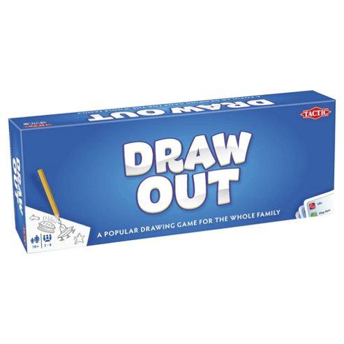 Draw Out Game