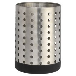 Tesco Stainless Steel Utensils Holder