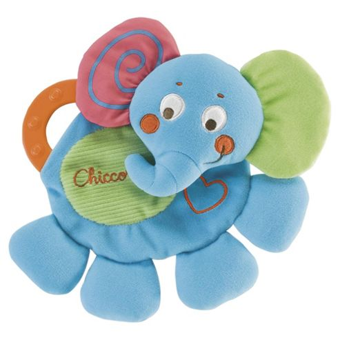 Chicco Elephant Teething Blanket