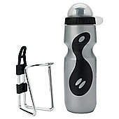 Activequipment 650ml Cycle Water Bottle with Cage