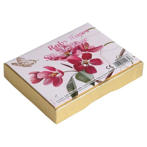 Ruby Roses Playing cards