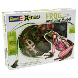 Revell X-Ray Animals Frog