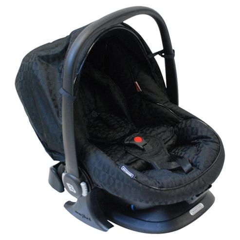 Easymaxi EL SPP Car Seat, Group 0+, Black Velvet