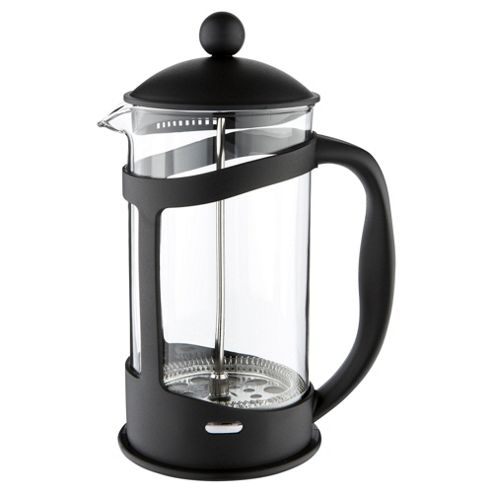 buy tesco 8 cup cafetiere from our cafetieres range tesco. Black Bedroom Furniture Sets. Home Design Ideas