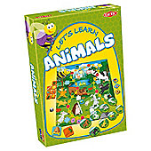 Let's Learn About Animals