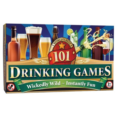101 Drinking Games