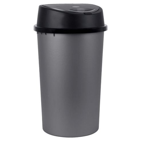 Tesco 25L Touch Top Kitchen Bin