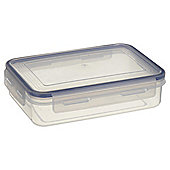 Tesco Go Cook Klipfresh Container Rectangular 1.1L