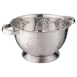 Tesco Stainless Steel Colander