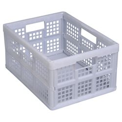 Really useful box 32l folding box white