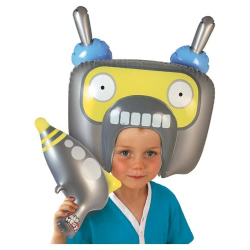Kids Airhedz - Robot Kit