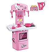 Hello Kitty Kitchen Set with Kettle & Toaster