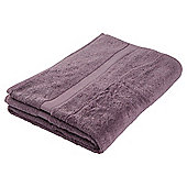 Finest Pima Bath Sheet Heather