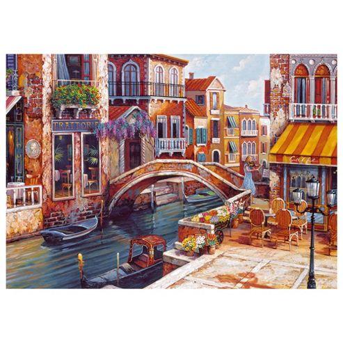 Venetian Serenade 500 Piece Jigsaw