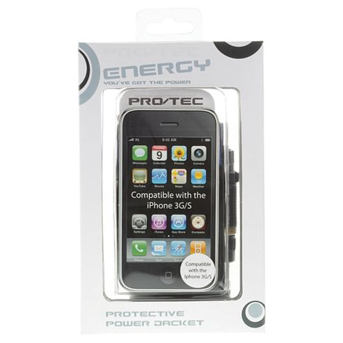ProTec Energy Power Jacket iPhone 3G/3GS Black