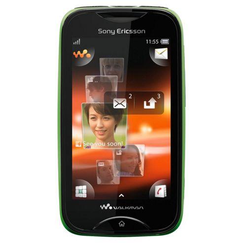 Tesco Mobile Sony Ericsson Mix Walkman