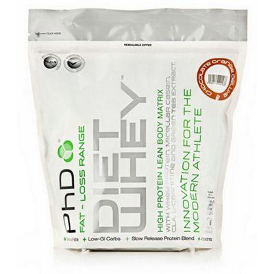 Diet whey protein tesco