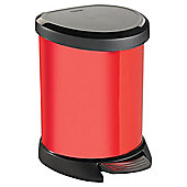 Curver bin small red