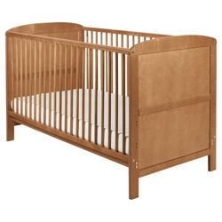 Saplings Larrisa Cot Bed, Antique