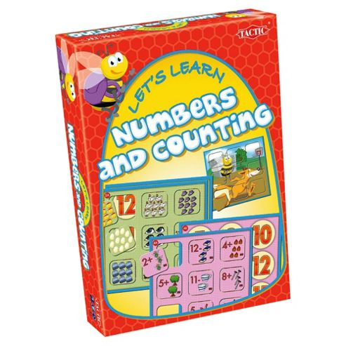 Let's Learn Counting Children's Game