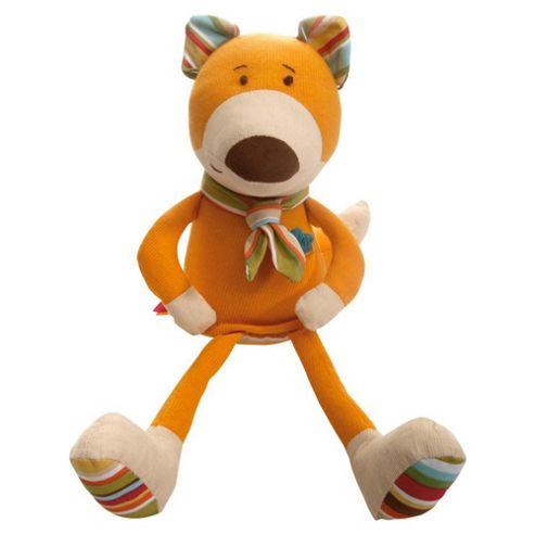 Bon Voyage Nono Fox soft toy - with suitcase box