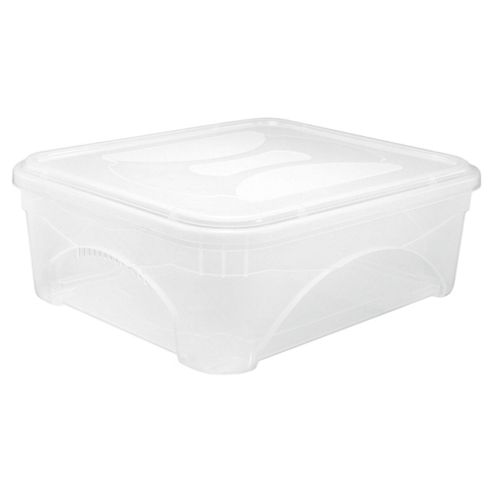 Sweater box, Clear
