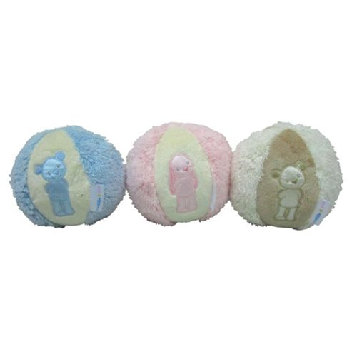 Tesco Cuddle Me Chime Balls (One Supplied Only)