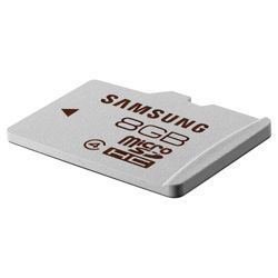 Samsung Micro SD Memory Card 8GB