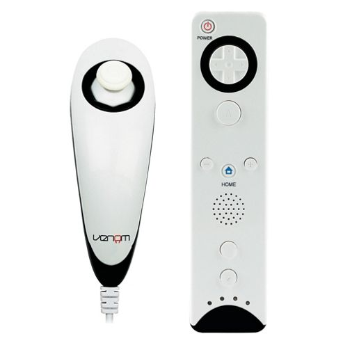 Venom Wii Remote Pack Black
