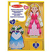 Melissa & Doug Princess Elise Magnet Dress-Up