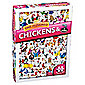 One Hundred Chickens & A Worm Jigsaw Puzzle