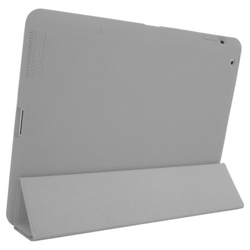 Tech21 Base Case/Stand for the Apple iPad 2 - Grey