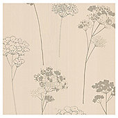 Dulux Wallpaper Meadowsweet Vanilla 1 Roll