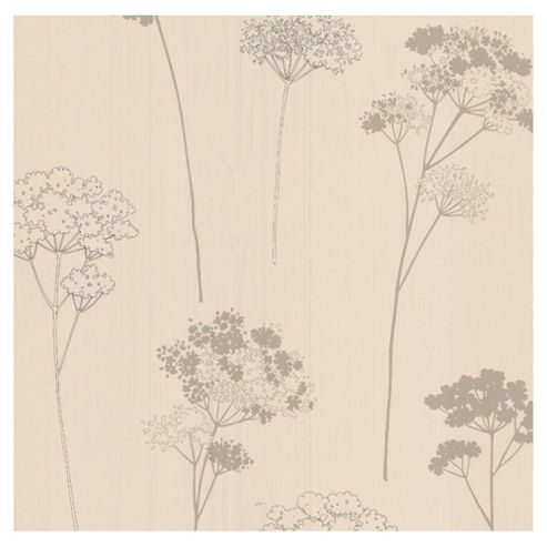 Dulux Meadowsweet Wallpaper, Vanilla