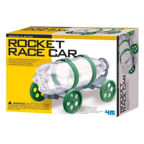 4M Rocket Race Car