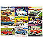 Gibsons Great British Cars 1000 Piece Jigsaw