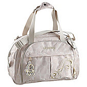 Okiedog Bliss Shuttle Travel Baby Changing Bag, Beige