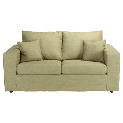 Maison Fabric Sofa Bed, 2 Seater Sofa Pistachio