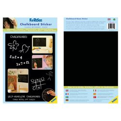FunToSee Blackboard/Chalkboard Wall Sticker