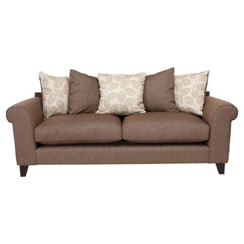 Amersham Large Scatter Back Sofa Mocha