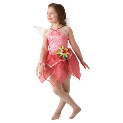 Disney Fairies Rosetta - Child Costume 5-6 years
