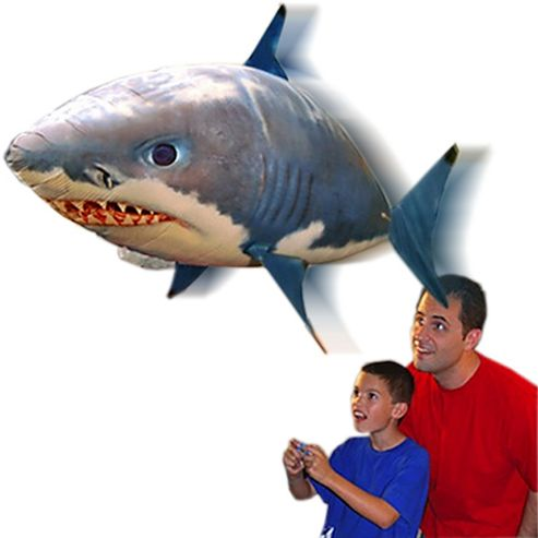 Firebox Air Swimmers Radio Controlled Flying Shark