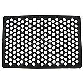 Tesco Rubber Honeycomb Mat 40cm x 70cm