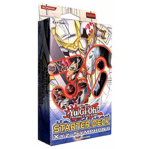 Yu-Gi-Oh Trading Card Game Starter Deck-Assortment – Colours & Styles May Vary