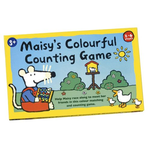 Maisy Colourful Counting Game