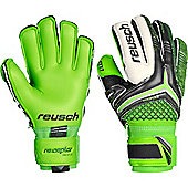 Reusch Re:Ceptor Pro M1 Ortho-Tec Junior Goalkeeper Gloves - Blue